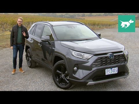 Toyota RAV4 2019 Review