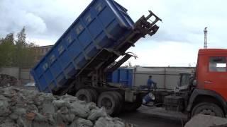 Вывоз мусора в Санкт-Петербурге(, 2012-10-24T12:52:13.000Z)