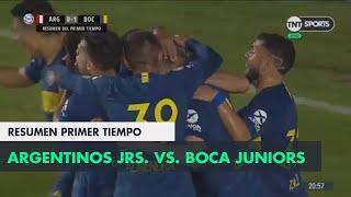 Resumen Primer Tiempo: Argentinos Juniors vs Boca Juniors | Fecha 5 - Superliga Argentina 2018/2019