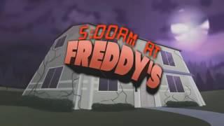 5 ночей с Фредди смешной мультик