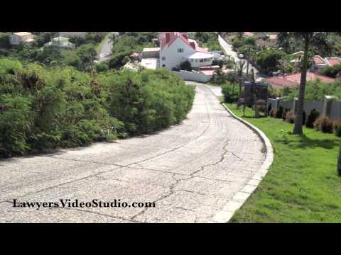 Climbing Mountains in St. Maarten with Video Marketing Expert Gerry Oginski