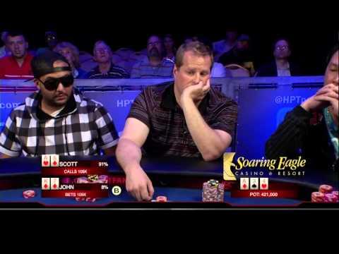 Ep. 318 - Soaring Eagle Casino (1/2) - Aug. 03, 2015