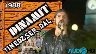 Dinamit - Tinédzser dal (Klip) [HQ Audio] (Dalszöveg a leírásban) 1980