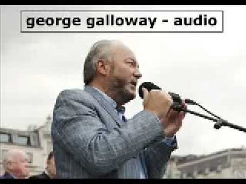 George Galloway - Palestinian Rights\ Israel