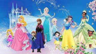 Five Little Princess | Nursery Rhyme for Kids