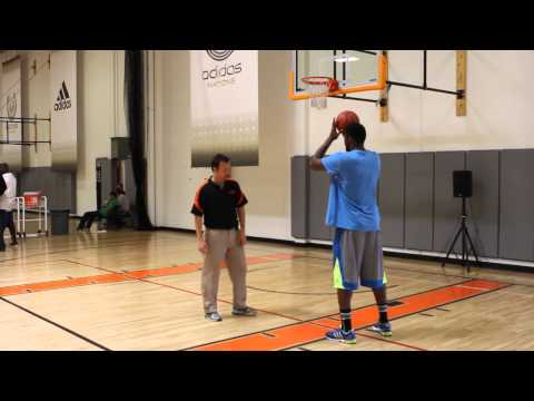 Derrick Favors One On One: The Up And Under