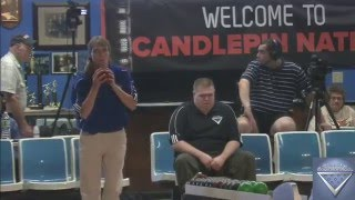 2015 Classic Candlepins Tournament of Champions First Round Fournier-Ward (String 1)