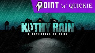 Kathy Rain - A Point