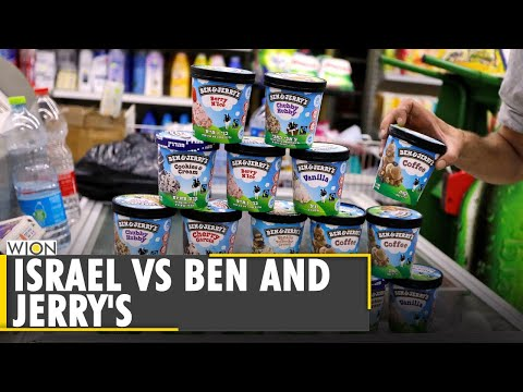 Israeli PM comes down heavily on Unilever CEO   Ben & Jerry's   Latest World English News  WION News