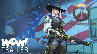 Overwatch - Introducing Ashe Trailer