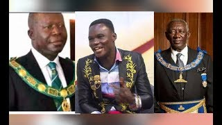 Opatafour Mention names of Occultic  Leaders in Ghana 14/7/18
