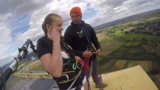 DreamJump.pl / Glogow / 220 m / Tatiana´s jump 2016 HD - slovensky -