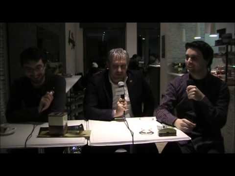 UN CAFFE' FUORICAMPO - Puntata del 15-01-2014: Il Sett. Giovanile del Cuneo con Oscar Becchio