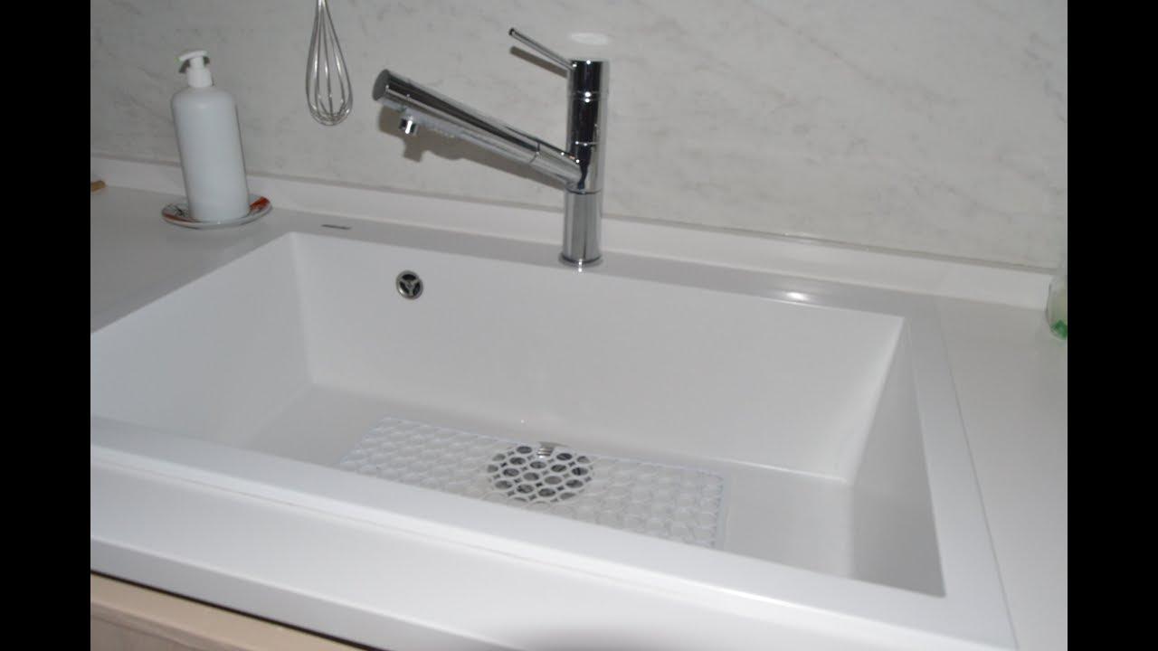 Come Pulire Il Lavabo In Resina pulire il lavello in fragranite e alcune notizie da sapere