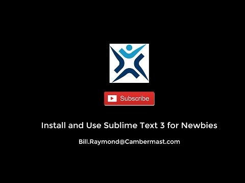 Install and Configure Sublime Text 3 for JavaScript and React for Newbies