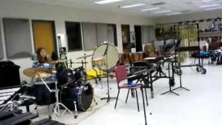 Female Drummer!