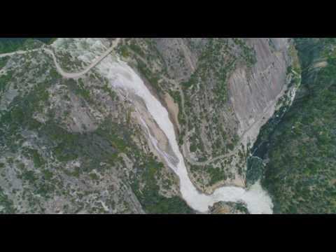Mammoth Pool Reservoir Mile High Vista