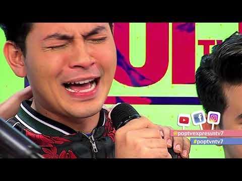 Izzue Islam menangis saat nyanyikan lagu Sahabat bersama Forteen | POP TV
