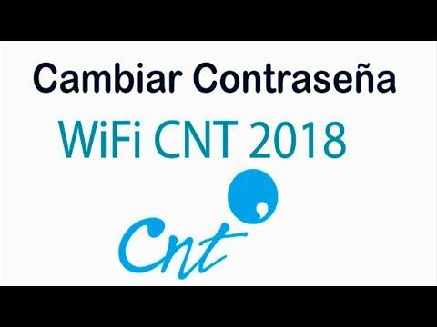 Como Cambiar Clave WiFi CNT Ecuador 2018 Paso a Paso