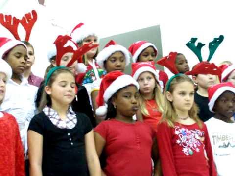 ROBERT E LEE INTERMEDIATE SCHOOL 4TH GRADE CHRISTMAS PROGRAM_2