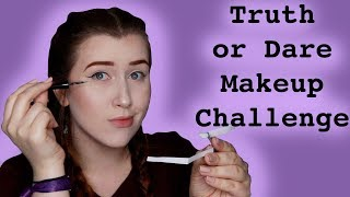Truth or Dare Makeup Challenge