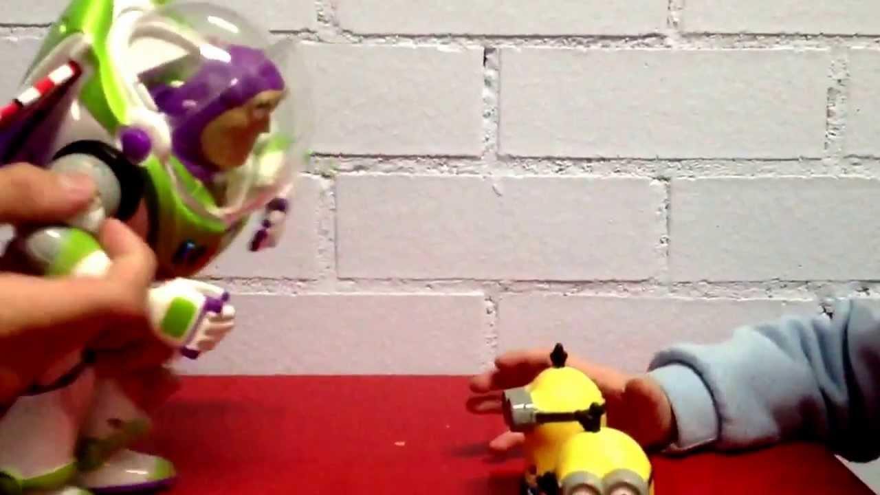 Minion Lightyear on Behance
