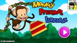 Monkey Preschool Lunchbox - Best App For Kids - iPhone/iPad/iPod Touch