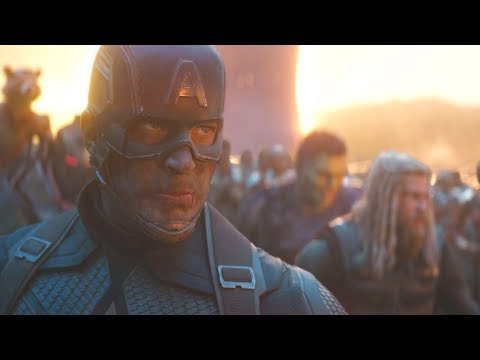 Soundtrack - Endgame - Assemble Scene