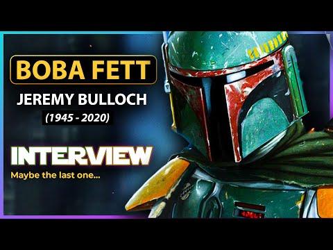 The Original Boba Fett Actor Interview