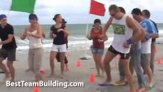 Outdoor Team Building Competition - Medal Games