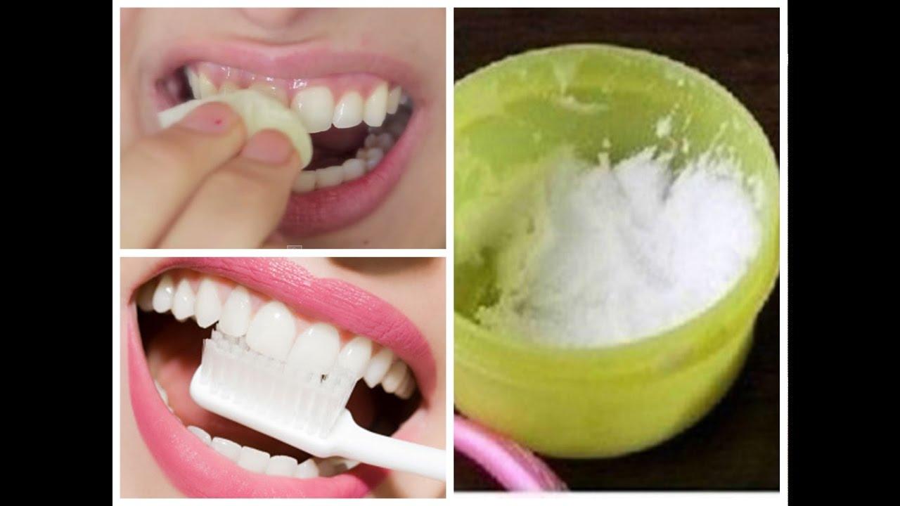 Como Clarear Os Dentes 4 Truques Caseiros Infaliveis E Rapidos