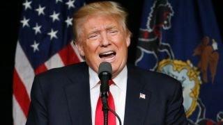 Cautious optimism regarding Trump s foreign policy