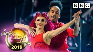Dev and Dianne Cha Cha to Dancing With a Stranger - Week 4 | BBC Strictly 2019