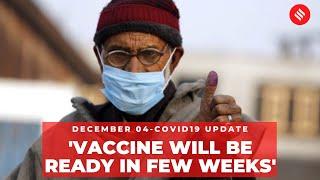 Coronavirus Update Dec 4: India's Covid-19 active caseload drops to 4.35 per cent