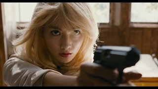 암살교실 강지영 등장씬.Assassination Classroom. Kang Ji-young   [HD.60FPS]
