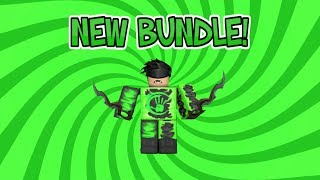 New Oak Bundle Showcase! (Roblox Assassin)