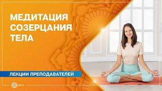 Медитация созерцания тела Александра Штукатурова