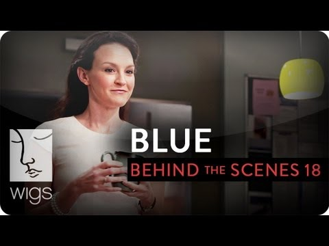 Blue  Season 2  Behind the s: Another Girl at the Office  Feat. Carla Gallo  WIGS