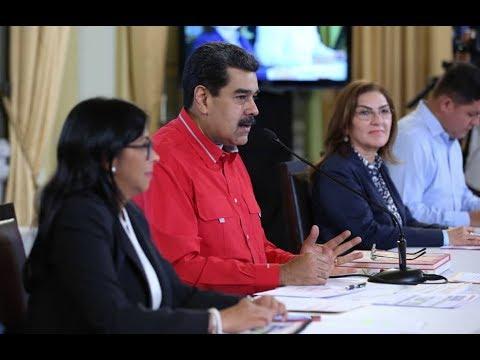 Presidente Maduro realiza balance de Misión Venezuela Bella, 2 julio 2019