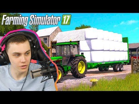 IL REFAIT SA FERME DANS FARMING SIMULATOR 17 !