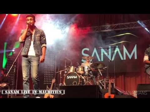 || SANAM Live in Mauritius 2017 || - Ishq Bulaava
