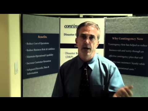 Contingency Planning: What It Is and What It Is Not