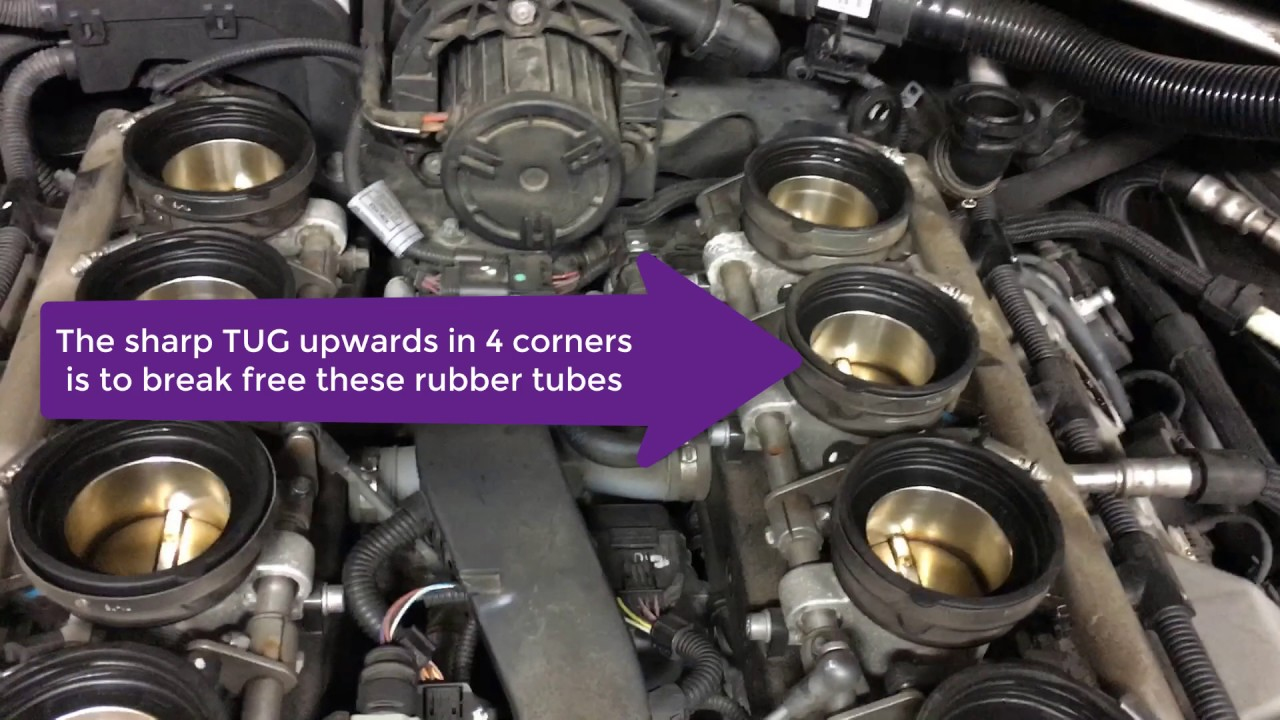REPLACE FUEL TANK BREATHER VALVE   BMW V8 AND M3 SERIES FUELING ISSUES