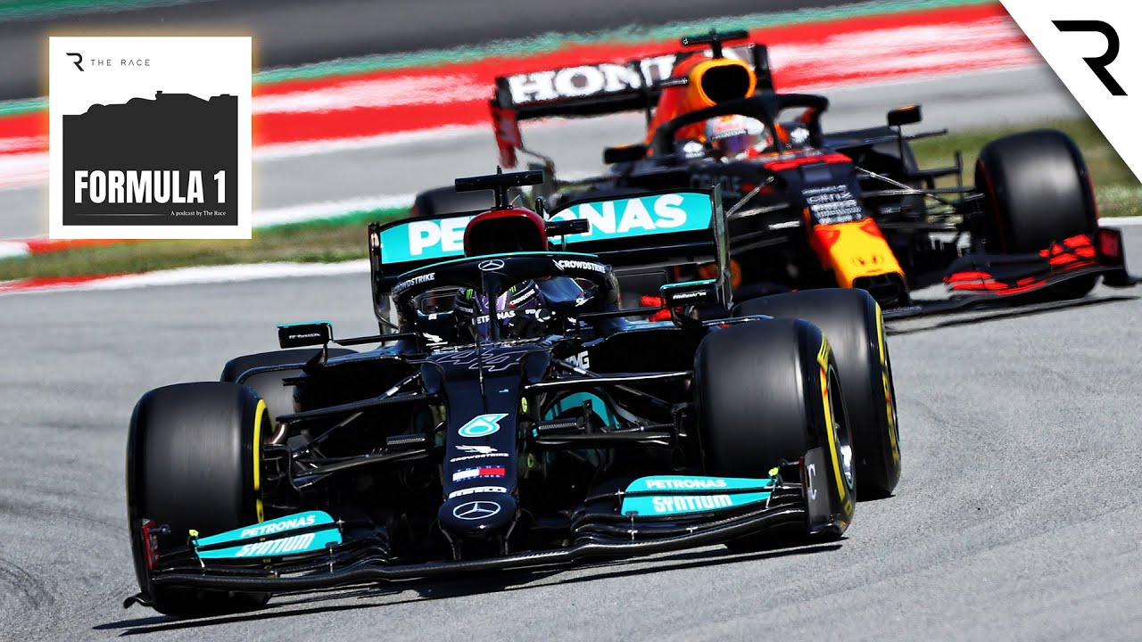 How good is the 2021 F1 title fight? | The Race F1 Podcast | Spanish GP
