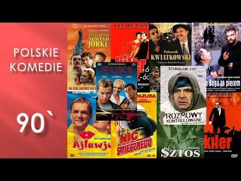 top 10- najlepsze polskie komedie z lat 90-tych - youtube