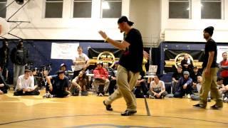 Breakers Delight 10th Anniversary, 2011, Semifinal: Repstyles vs DVC