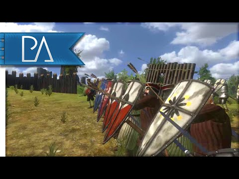 Thumbnail: MASSIVE SIEGE EVENT - Mount and Blade: Warband Gameplay