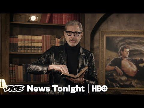 Jeff Goldblum Sets The Record Straight On Jeff Goldblum HBO