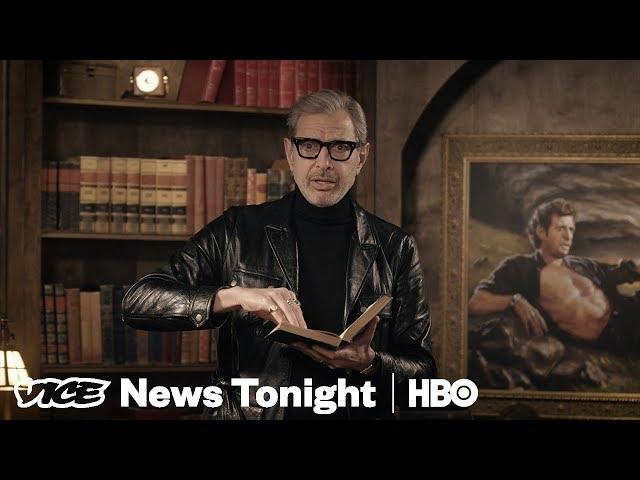 Jeff Goldblum Sets The Record Straight On Jeff Goldblum (HBO)