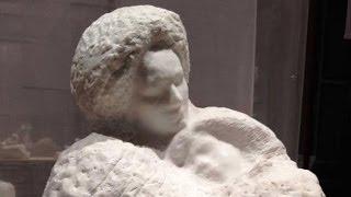 Auguste Rodin - Madre e figlia morente (spiegata ai truzzi)
